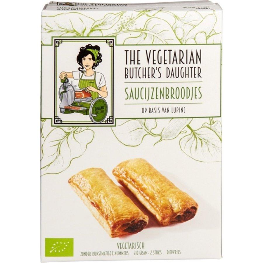 Vega Saucijzenbroodjes Biologisch