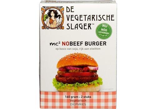 De Vegetarische Slager Vegetarische Mc2 Burger