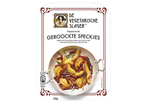 De Vegetarische Slager Vegetarisch Gerookte Spekjes
