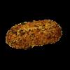Odenwald Bakery Bruine Meerzaden Puntjes 4 Stuks
