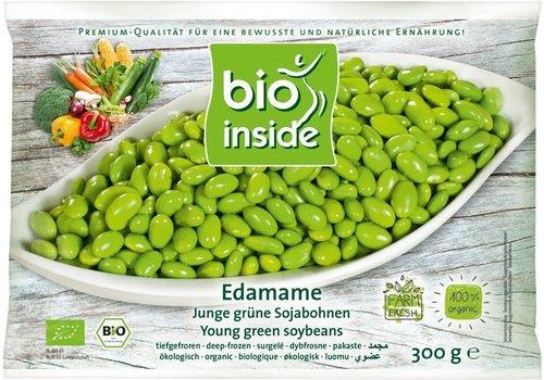 Bio Inside Jonge Groene Sojabonen (Edamame) Biologisch