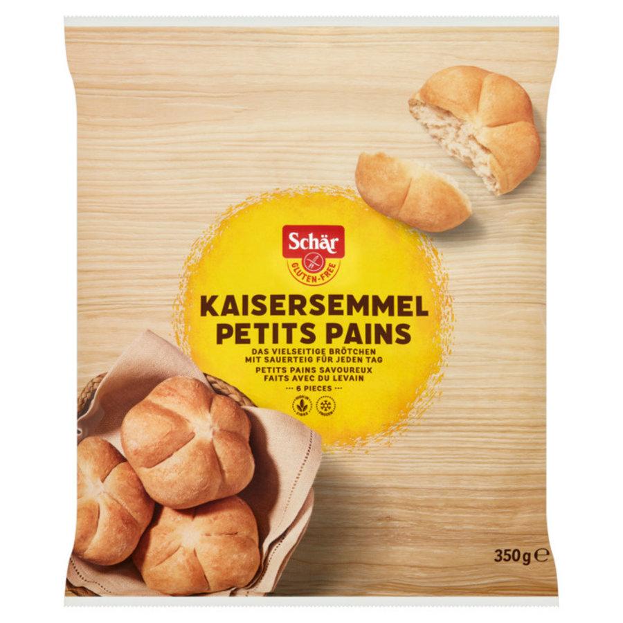 Kaiserbroodjes (kaisersemmel)