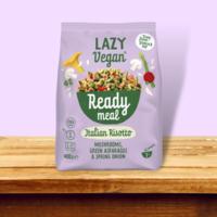 NIEUW: Lazy Vegan Italian Risotto