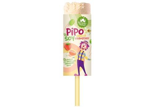 Ice Cream Factory SoYeah Pipo Vanilla Strawberry Biologisch