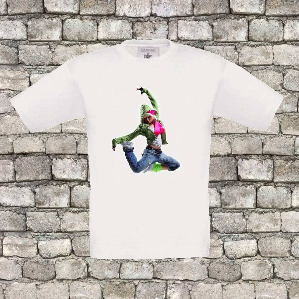 Hiphop t-shirt - geen verzendkosten