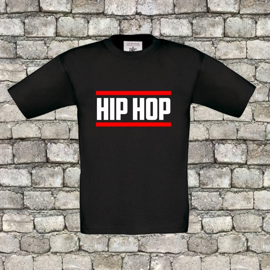 T-shirt hiphop - geen verzendkosten