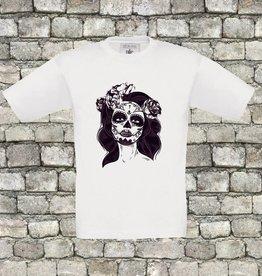 Catrina skull t-shirt