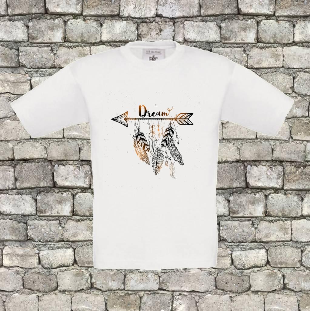 Boho arrow dream t-shirt - geen verzendkosten