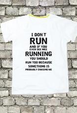 I don't run Quik&dry shirt - geen verzendkosten
