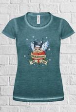 Dreaming of you tattoo t-shirt - geen verzendkosten