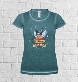 Dreaming of you tattoo t-shirt