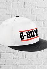 B-boy breakdance snapback pet - geen verzendkosten