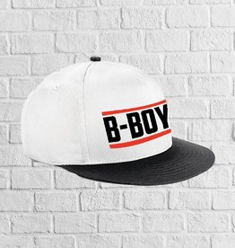 B-boy breakdance snapback pet