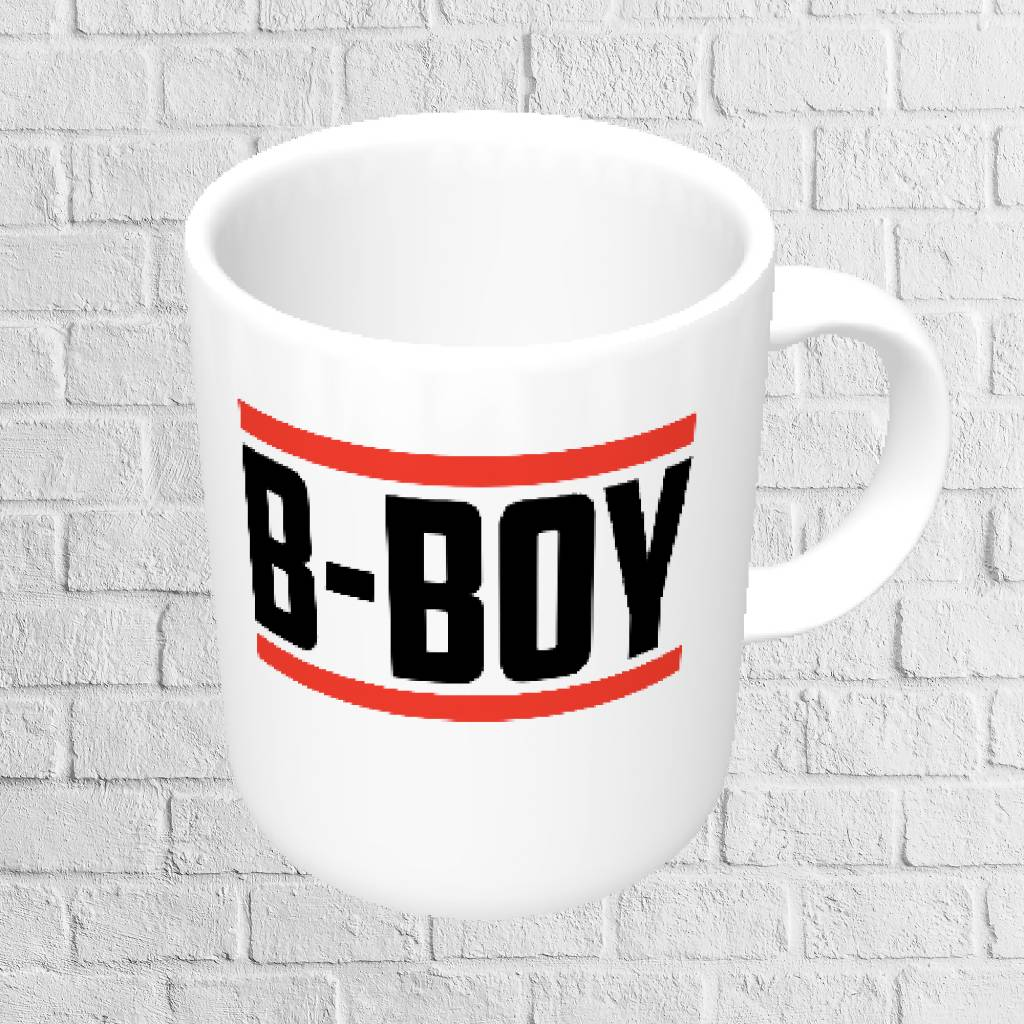 Breakdance B-boy mok