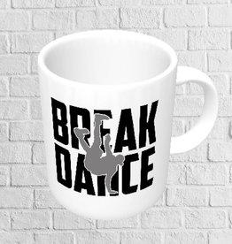 Breakdance mok