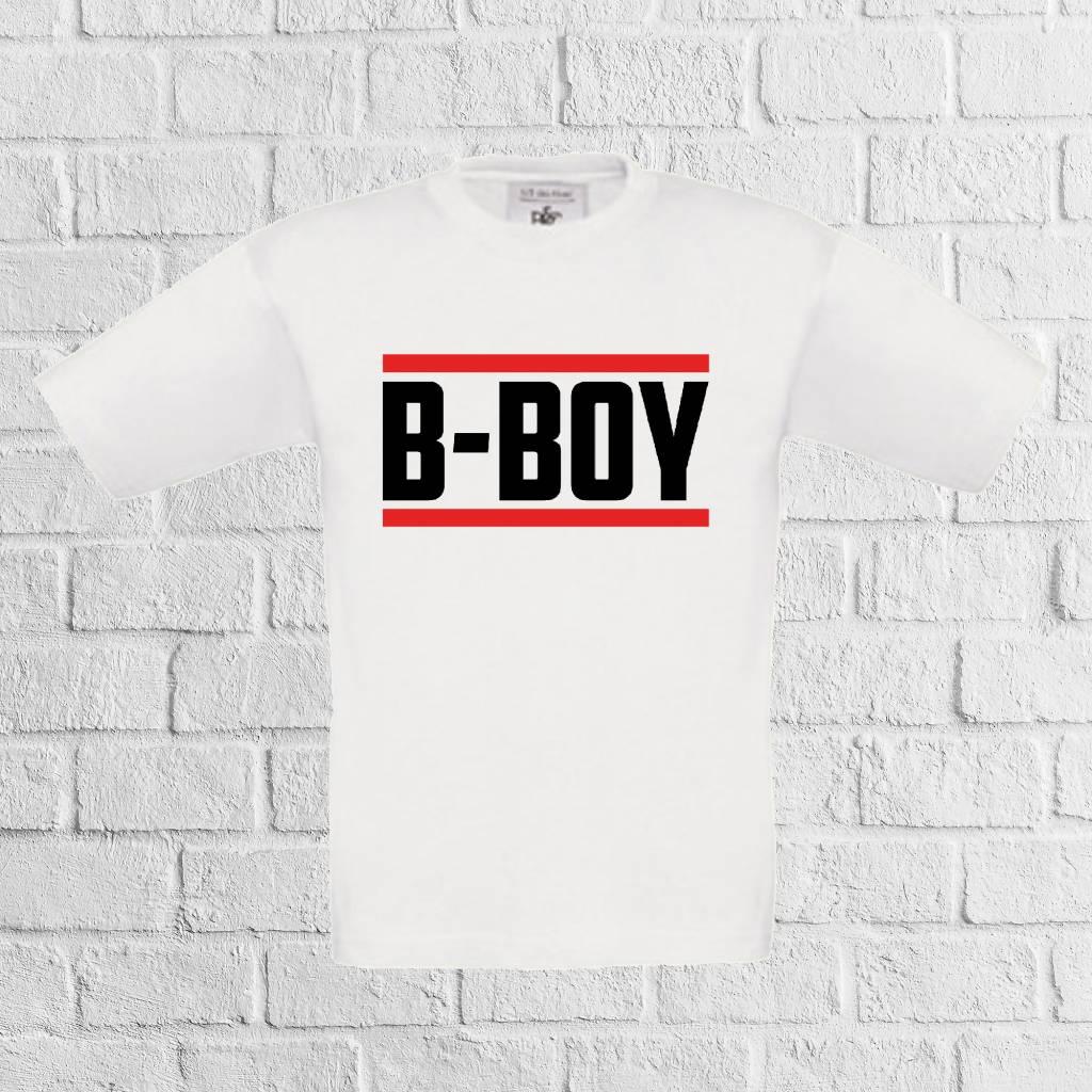 B-Boy t-shirt - geen verzendkosten