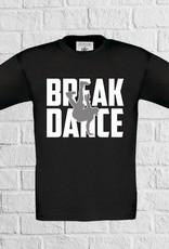 Breakdance BBOY t-shirt - geen verzendkosten