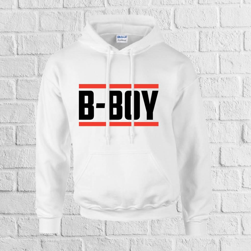 B-boy hoodie