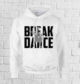 Breakdance bboy hoodie
