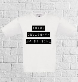 Handstand t-shirt