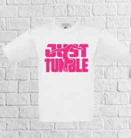 Turn t-shirt just tumble - fuchsia