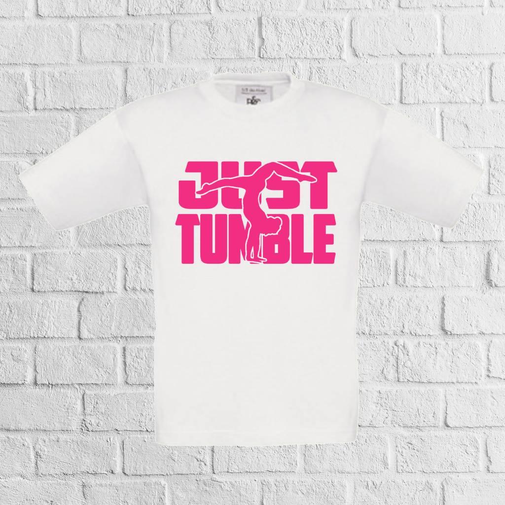 Turn t-shirt just tumble - geen verzendkosten