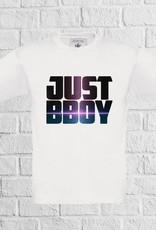 Just bboy t-shirt - geen verzendkosten