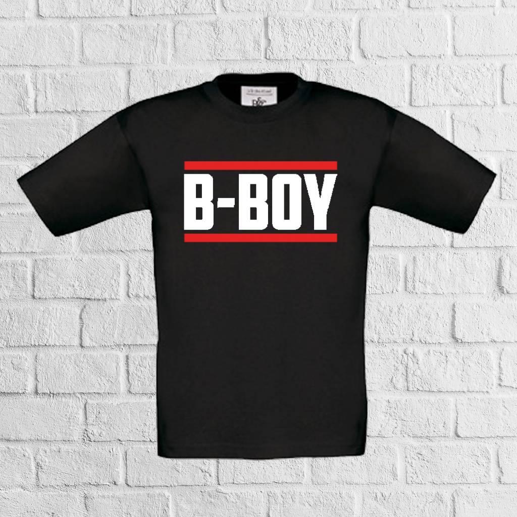 Breakdance B-BOY t-shirt - geen verzendkosten