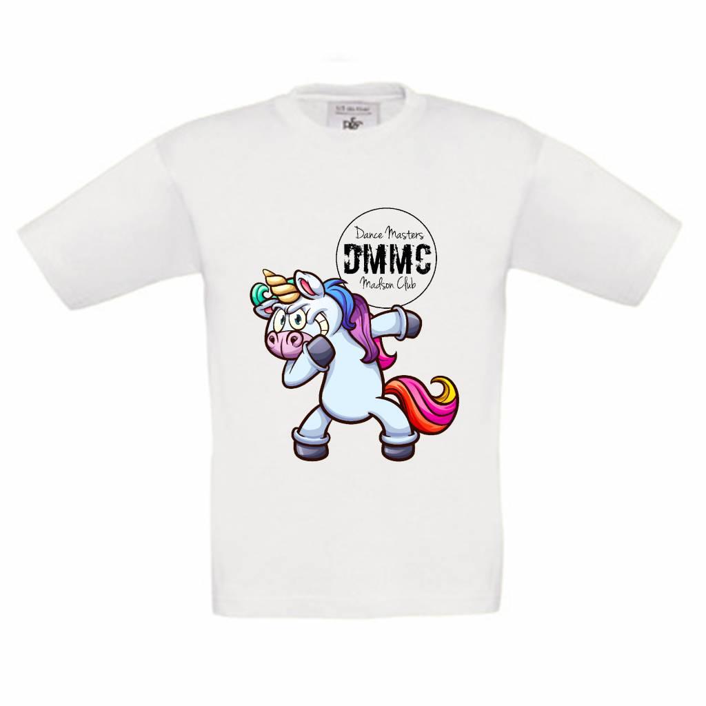 T-shirt dabbing unicorn DMMC