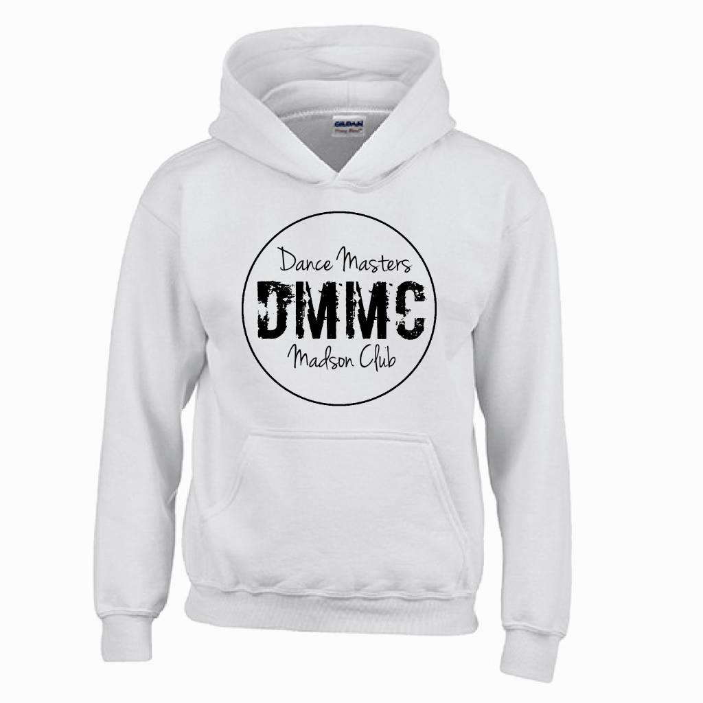 Hoodie DMMC - wit