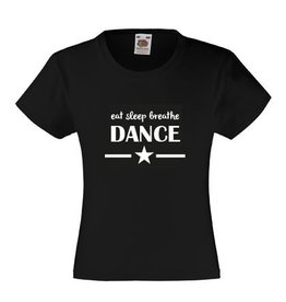 T-shirt Eat sleep breathe dance