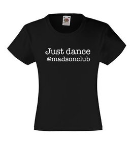T-shirt Just dance @madsonclub
