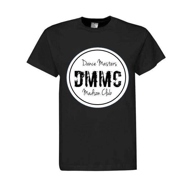 T-shirt DMMC zwart