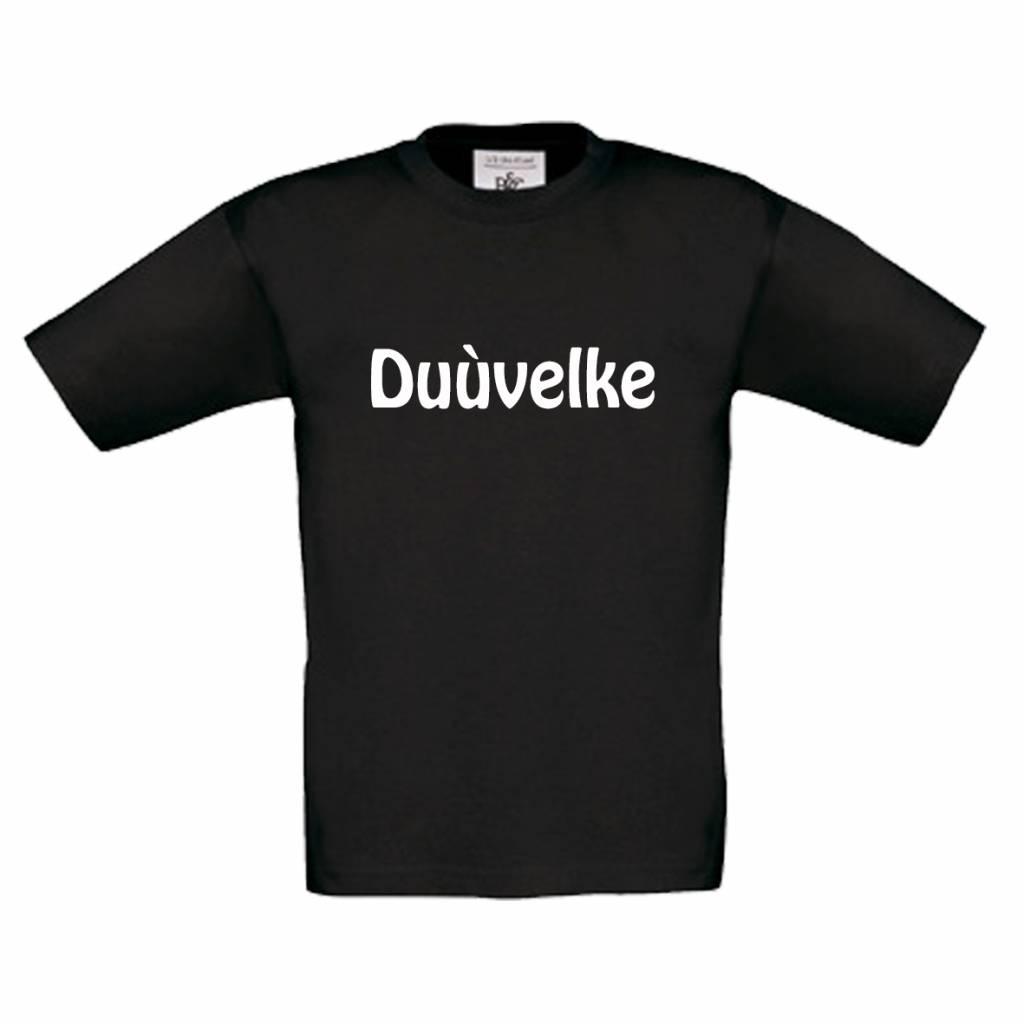 T-shirt Duùvelke