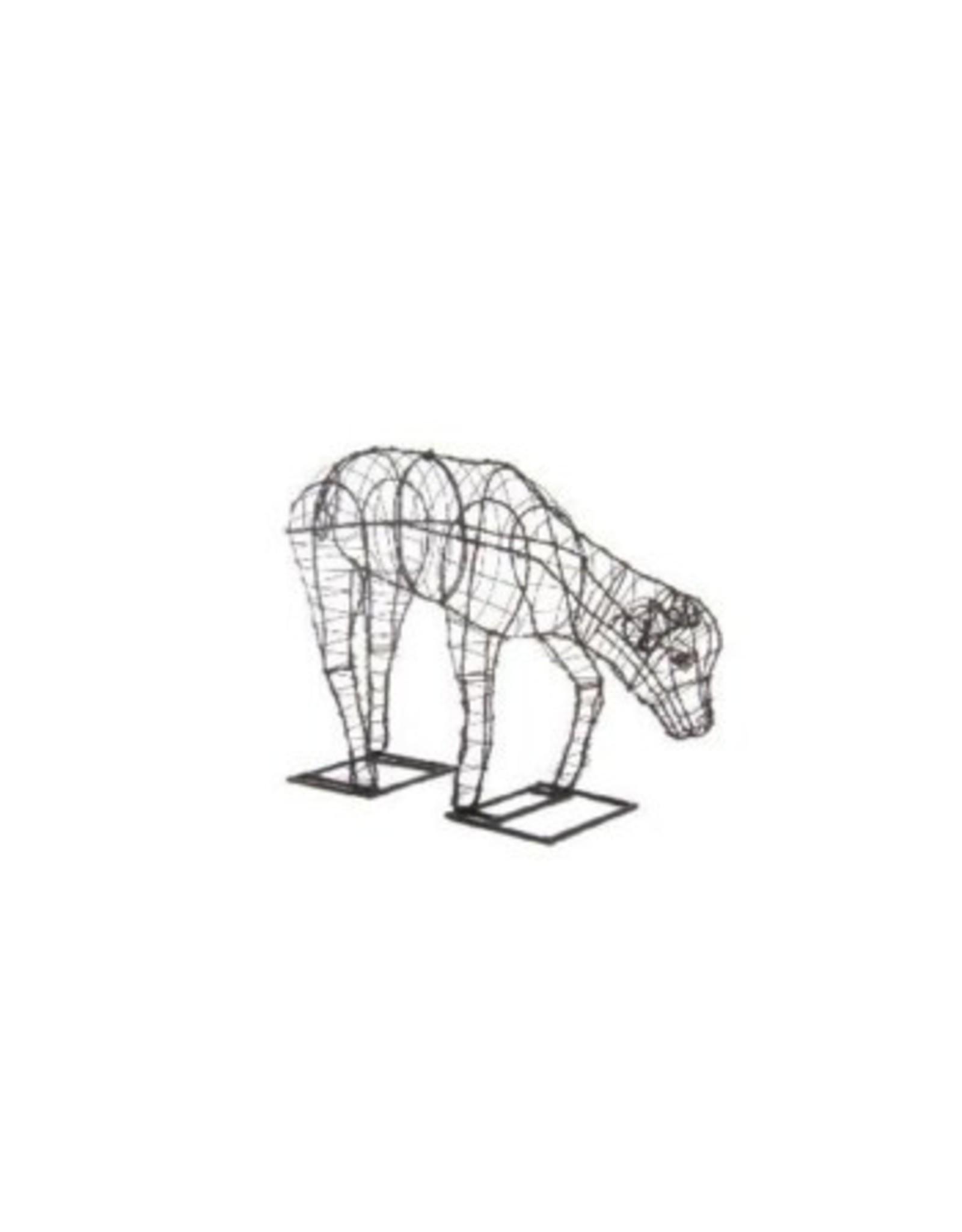 Artopya Lamb head down
