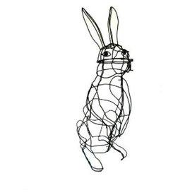 Artopya Topiary Rabbit Standing