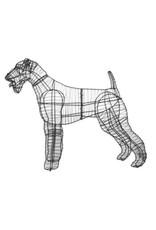 Artopya Hond Airedale Terrier