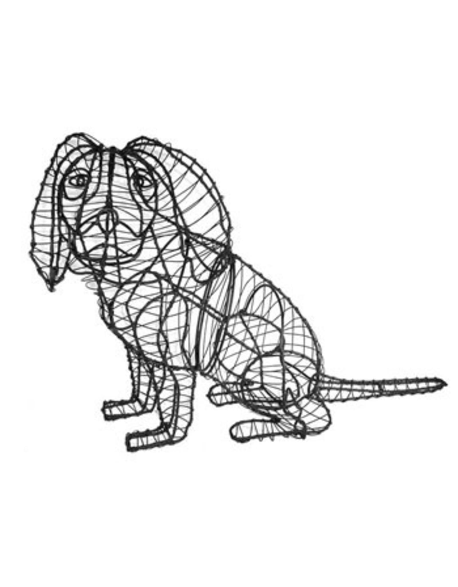 Artopya Dog Cavalier sitting