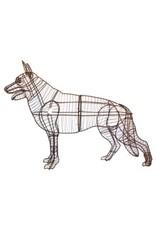 Artopya Dog German Shepherd Standing