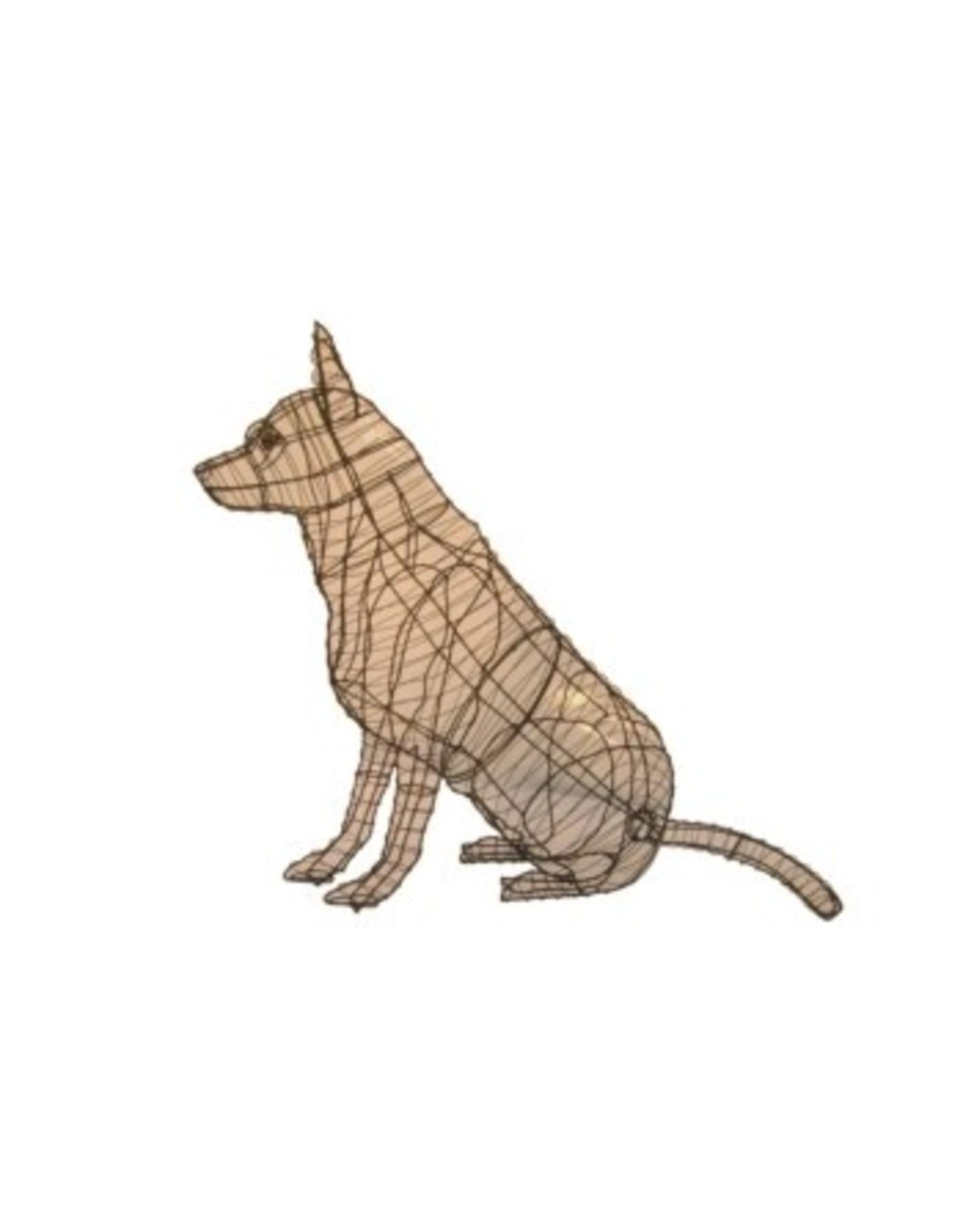 Artopya Hond Duitse Herder Zittend