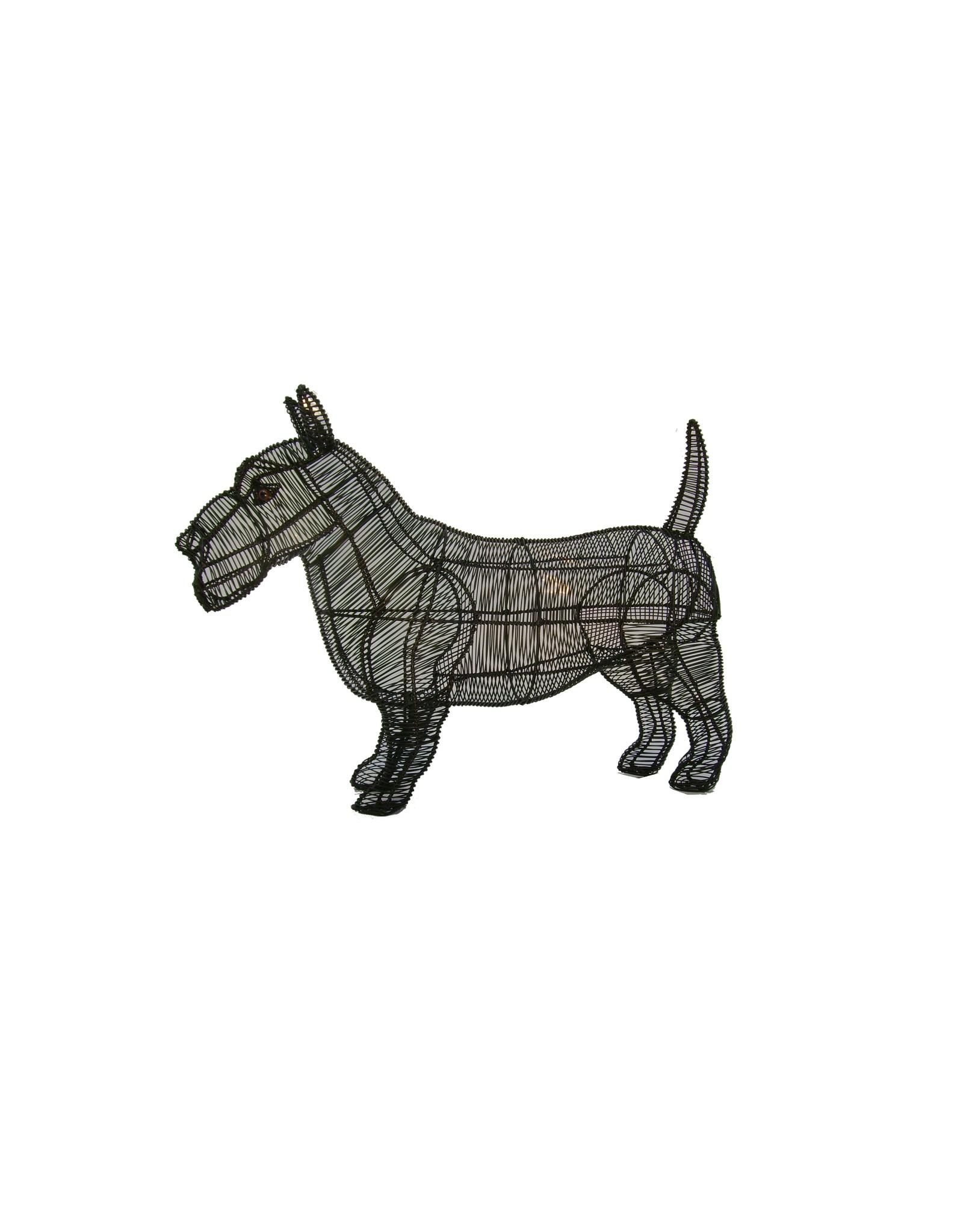 Artopya Dog Scottie Close Wire