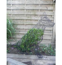Artopya Topiary Hond Duitse Herder Zittend