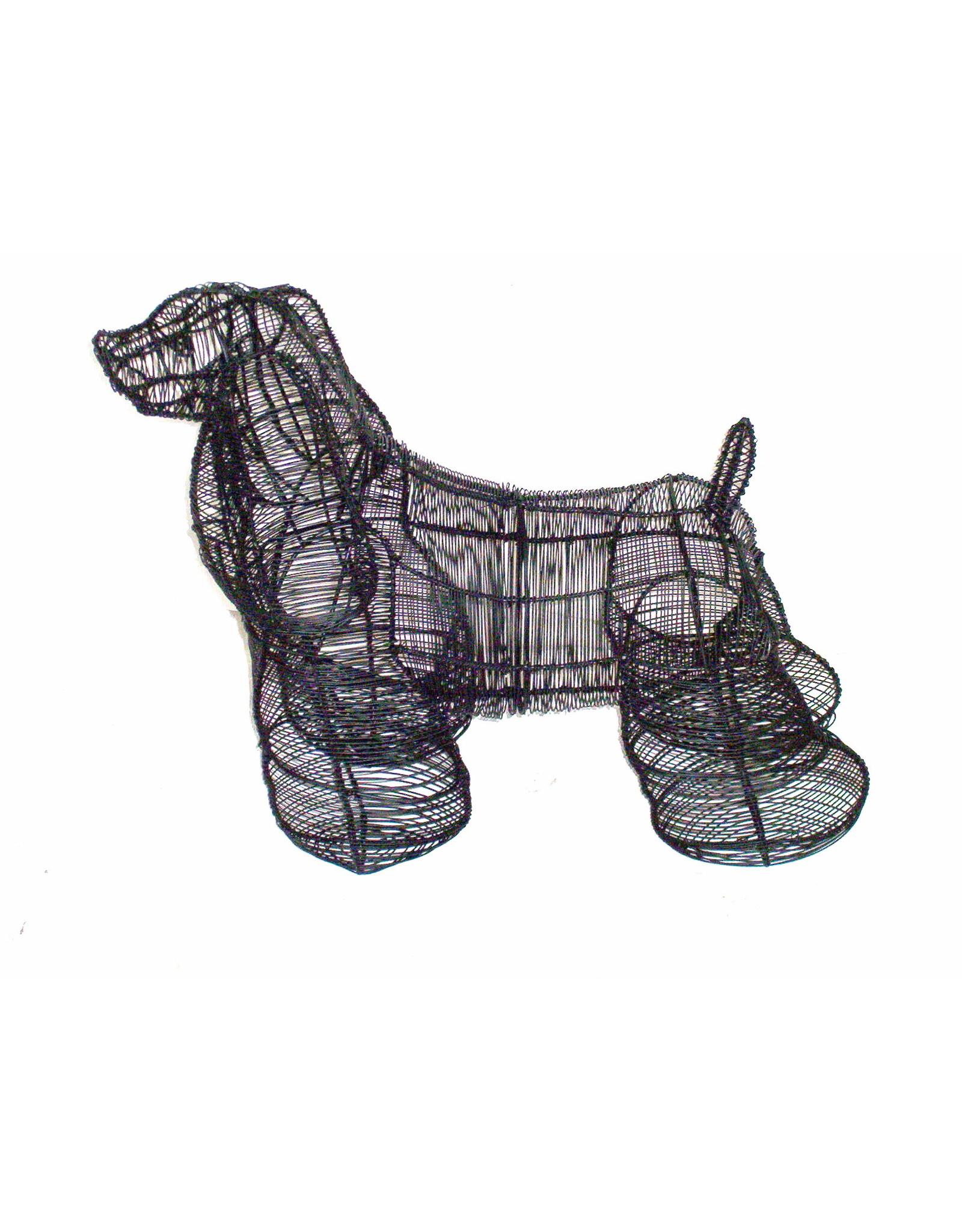Artopya Dog Cocker Spaniel Close Wire