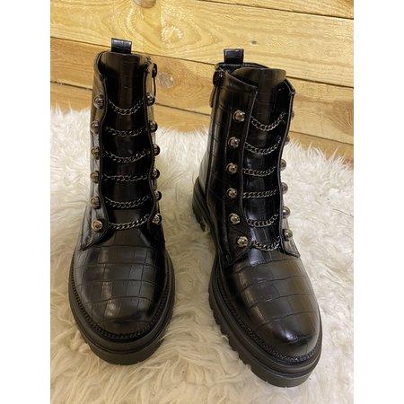 BESTELLE BOOT BLACK HB-18