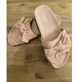 REBEL-C FAHION SLIPPERS PINK