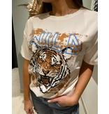 REBEL-C FAHION T-SHIRT WILD LION