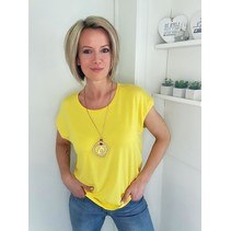 T-SHIRT YELLOW KETTING