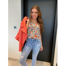 BLOUSE EMMA ORANGE