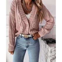 CARDIGAN MUSTHAVE L ROOS