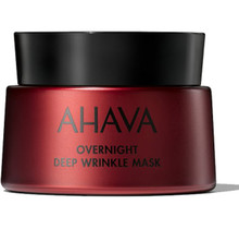 Ahava Apple of Sodom Overnight Deep Wrinkle Mask Masker